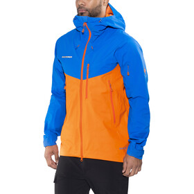 Mammut Nordwand Pro HS Hooded Jacket Herr sunrise-ice